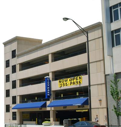 110 East Washington Street Parking Garage